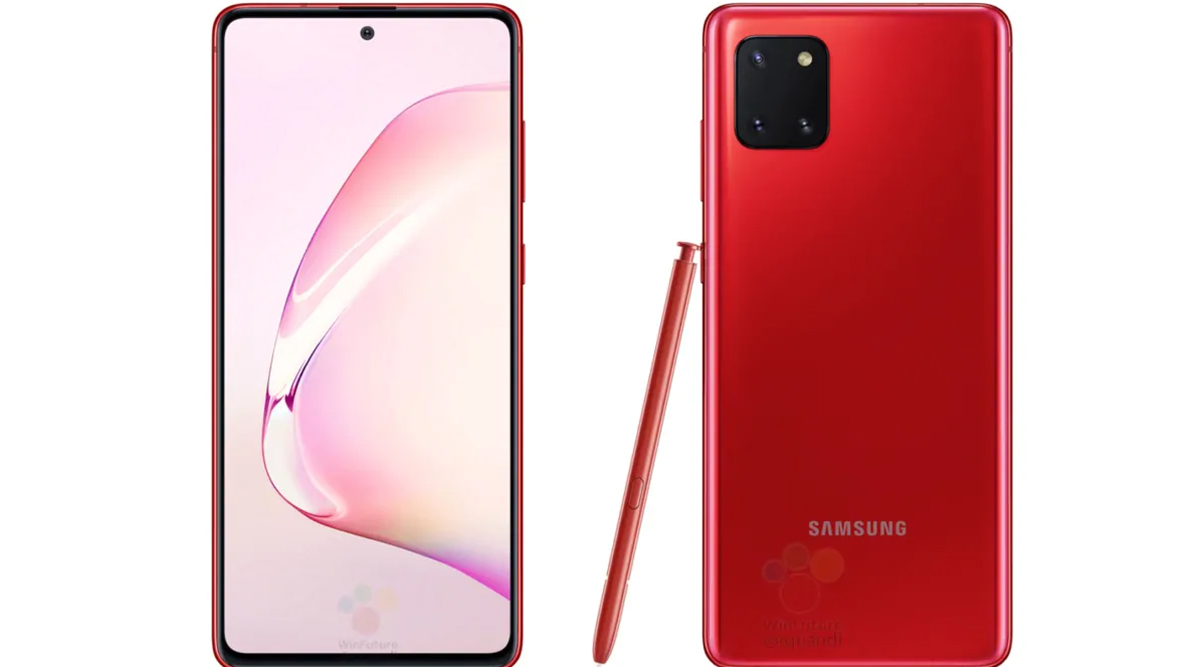 Samsung Galaxy Note 10 Lite Specifications Leaked Online; Confirms Triple Rear Cameras & Exynos 9810 Chipset
