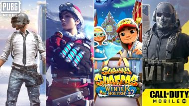 Top 5 Mobile Games of 2019: Call of Duty, Free Fire, PUBG, Fun Race 3D & Subway Surfers