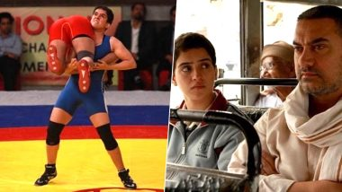 3 Years of Dangal: Sanya Malhotra Revisits the Journey of Aamir Khan Blockbuster with These Stills from the Film