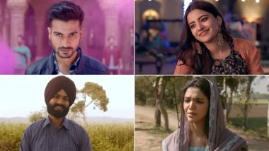 Bhangra Paa Le Trailer: Sunny Kaushal, Rukshar Dhillon and Shriya Pilgaonkar's Film is a Mix of Dance and Romance Set in Two Different Timelines (Watch Video)