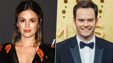 Rachel Bilson and Bill Hader Are Brewing A New Romance, Spotted On A Coffee Date in 'Barry' Star's Hometown