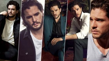 Thirstday Special: 5 Pictures of Kit Harington to Make You Fall in Love With The GOT Star