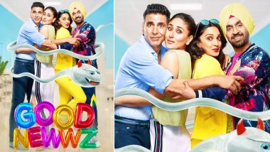 Good Newwz Movie Review: Akshay Kumar, Kareena Kapoor Khan, Kiara Advani, Diljit Dosanjh Starrer Is A Light-Hearted Entertainer, Say Critics