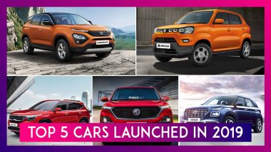 Top 5 Cars Of 2019: Maruti S-Presso, Kia Seltos, MG Hector, Tata Harrier & Hyundai Venue