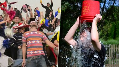 Decade Ender: From Ice-Bucket and Condom Challenge to the Harlem Shake and Bottle Flip, Here Are the Dumbest Internet Challenges That Sadly Existed in 2010s