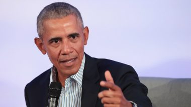 Barack Obama 28th Wedding Anniversary: Former US President Urge People to Vote During Presidential Elections
