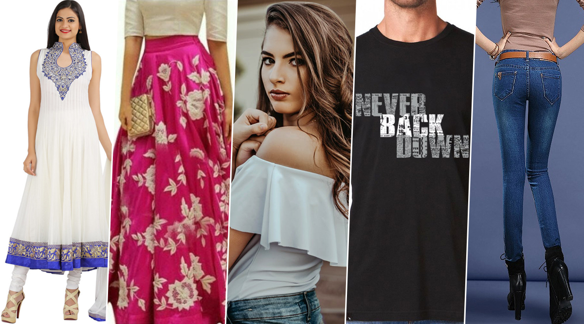 Decade Ender 2019: From Skinny Jeans and Off-Shoulders to Anarkali and Skirt-Crop Top, Fashion Trends That Every Desi Millennial Girl Saw Rise and Fall in 2010s
