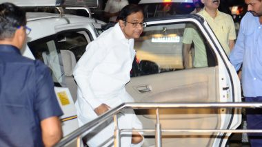 P Chidambaram Walks Out After Spending 106 Days in Tihar Jail, Welcomed by Jubilant Congress Workers