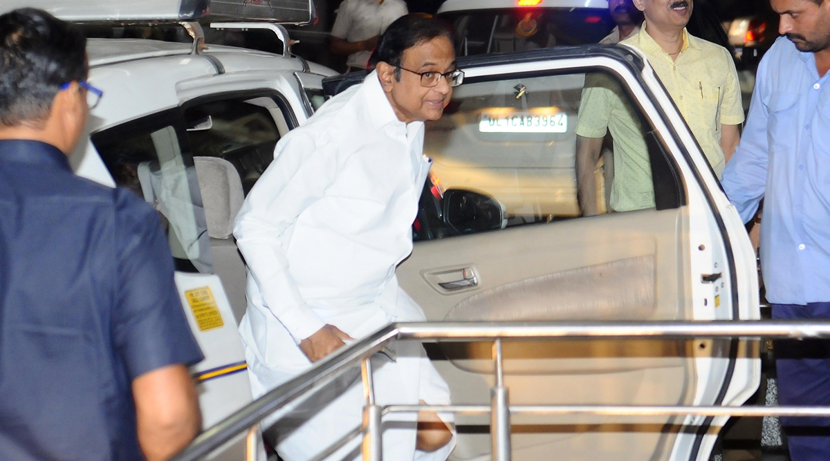 P Chidambaram Granted Bail by Supreme Court in INX Media Case, Asked Not to Travel Abroad Without Court's Permission