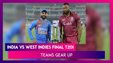 India vs West Indies Final T20I- Cricketers Gear Up Ahead Of Match At Wankhede Stadium In Mumbai