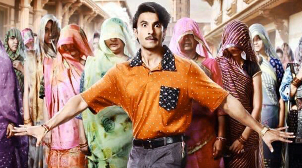 Jayeshbhai Jordaar: Ranveer Singh is a Typical Gujarati Lad in this First Look From his Next
