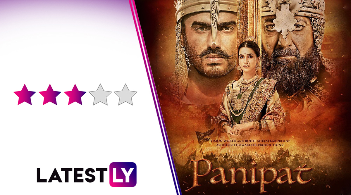 Panipat Movie Review: Arjun Kapoor, Kriti Sanon and Sanjay Dutt's War Drama Is a Powerful Retelling of an Important Chapter in History