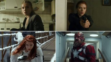 Black Widow Teaser Trailer: Scarlett Johannson's Avenger Meets Her Crazy Spy Family in This Action-Packed Promo (Watch Video)