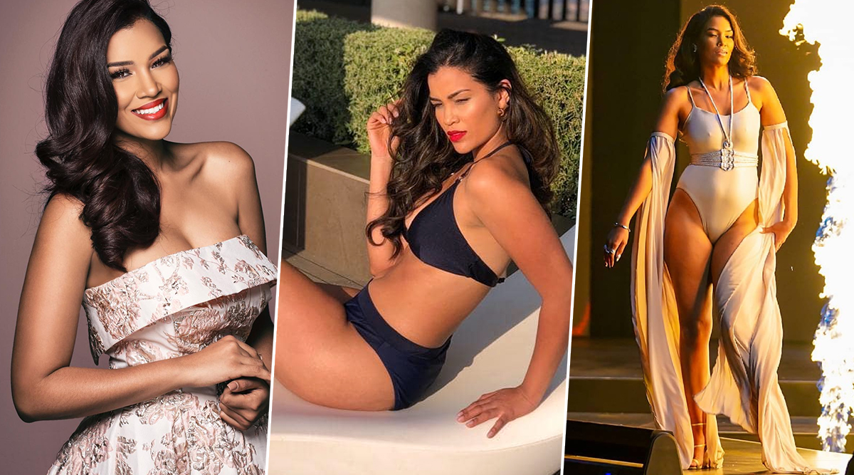 Miss World Contestant, Sasha-Lee Olivier, May Give Tough Competition to Suman Rao; These Hot and Sexy Pics of the SA Beauty Are Proof
