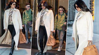 Priyanka Chopra's Winter Wardrobe has Got us Swooning, You Should Check it Out Too (View Pics)