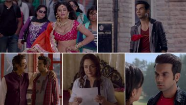 Shimla Mirchi Trailer: Rajkummar Rao Romances Dream Girl Hema Malini Instead of the Girl of His Dreams in This Comedy (Watch Video)