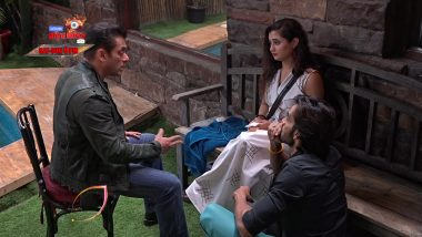 Bigg Boss 13 WKW Sneak Peek 01 | 08 Dec 2019: Salman Khan Turns Counsellor For Arhaan And Rashami