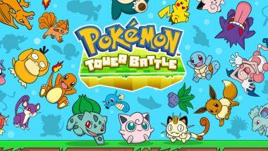 Pokemon Tower Battle and Pokemon Medallion Battle Games Debut on Facebook Gaming
