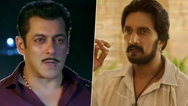 Dabangg 3: Salman Khan and Kichcha Sudeep to Have a Hand-to-Hand Fight Sequence in the Film's Climax