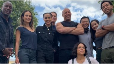 Fast And Furious 9: The Trailer of Vin Diesel and John Cena's Entertainer to Drop on January 31, 2020