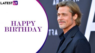 Brad Pitt Birthday Special: From Inglourious Basterds to Fight Club, 5 Movies that Prove his Acting Proficiency