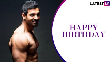John Abraham Birthday Special: 7 Drool-worthy Pictures of this Batla House Actor that Will Make Every Girl Sweat
