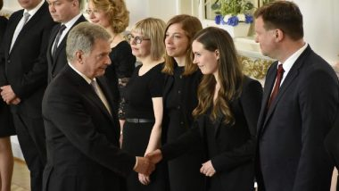 Finland: Sanna Marin at 34 Becomes World's Youngest Prime Minister