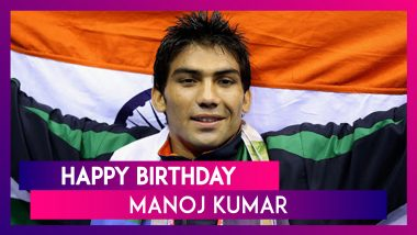 Happy Birthday Manoj Kumar: Lesser Known Facts About The CWG Gold Medal Winner Indian Boxer