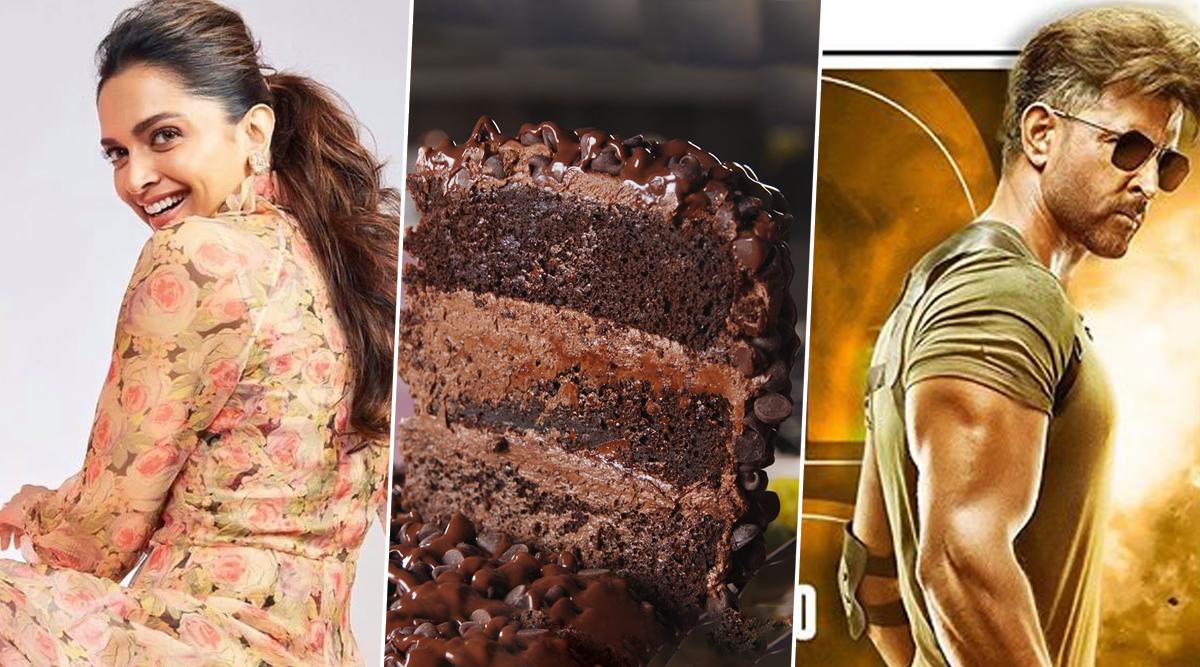 Deepika Padukone Finds Hrithik Roshan in War As Delicious As the Dessert 'Death by Chocolate' (Read Tweet)