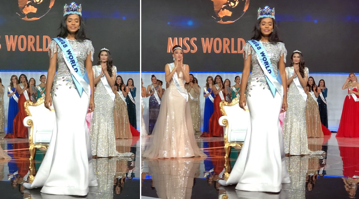 Miss World 2019 Winner Toni-Ann Singh: 5 Lesser Known Facts About the Jamaican Beauty Queen You May Not Have Known (View Pics)