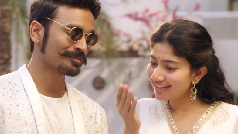 Dhanush, Sai Pallavi's 'Rowdy Baby' from Maari 2 Tops YouTube's Trending List in India
