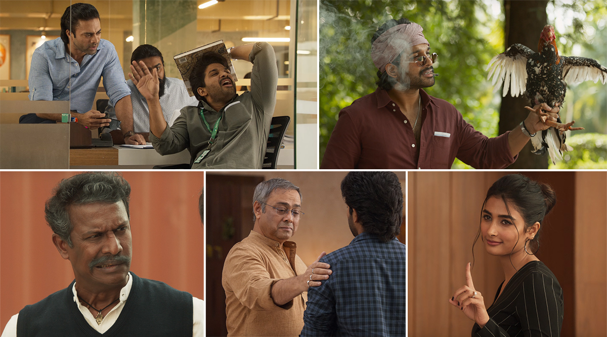 Ala Vaikunthapurramuloo Teaser: Allu Arjun is Charming and Waggish in this Family Entertainer (Watch Video)
