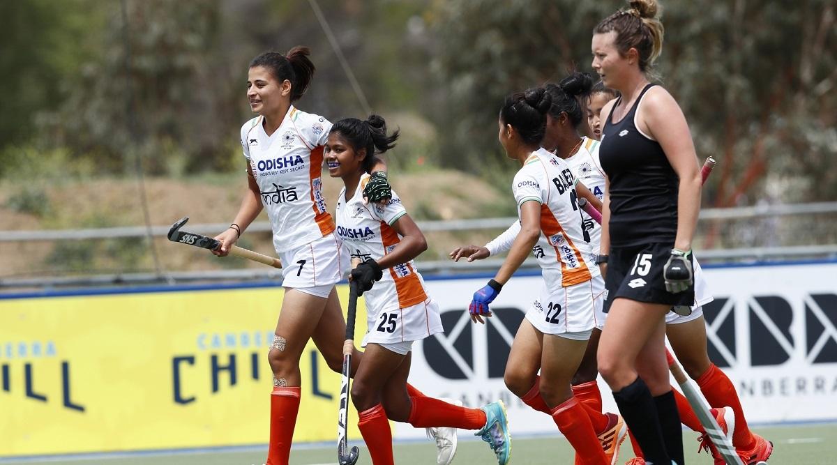 India Junior Women Hockey Team Thrash New Zealand 4–1 in 3-Nations Tournament