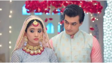 Yeh Rishta Kya Kehlata Hai January 21, 2020 Written Update Full Episode: The Goenkas Welcome Newlyweds Naira and Kartik Home