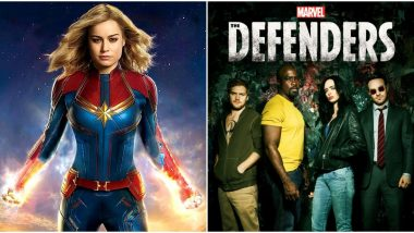 Brie Larson's Captain Marvel 2 May Feature One of the Defenders - Guess Who?