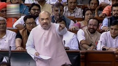 Amit Shah States Govt Scanning Delhi Rioters Through Face Identification Software, Says it 'Does Not Differentiate on The Basis of Religion or Clothes'