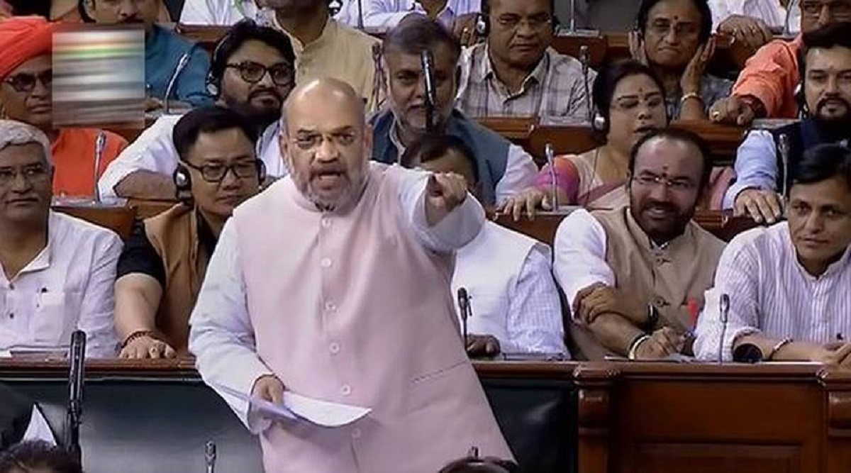 Federal US Commission Seeks Sanctions Against Home Minister Amit Shah if Citizenship Amendment Bill Passed in Parliament