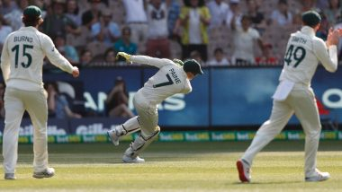 Australia vs New Zealand, 2nd Test Match 2019 Day 3 Live Streaming on Sony Liv: How to Watch Free Live Telecast of AUS vs NZ Boxing-Day Test on TV & Online in India