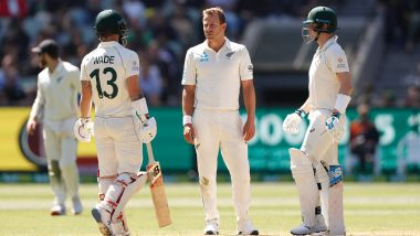Australia vs New Zealand, 2nd Test Match 2019 Day 4 Live Streaming on Sony Liv: How to Watch Free Live Telecast of AUS vs NZ Boxing-Day Test on TV & Online in India