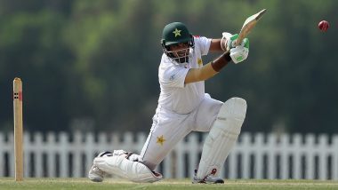 Abid Ali Becomes First Batsman in the History of Cricket to Score a Century on Test and ODI Debut, Achieves Feat During Pakistan vs Sri Lanka 1st Test 2019