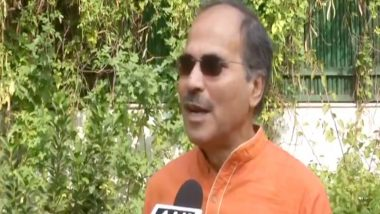 'Narendra Modi, Amit Shah Are Intruders Themselves': Congress' Adhir Ranjan Chowdhury Stokes Row Over NRC; Watch Video