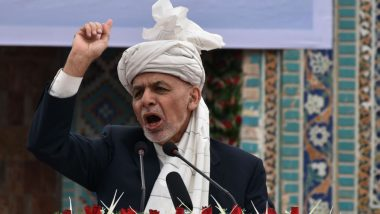 Afghanistan President Elections Result 2020: Ashraf Ghani Secures Second Term as Afghan President