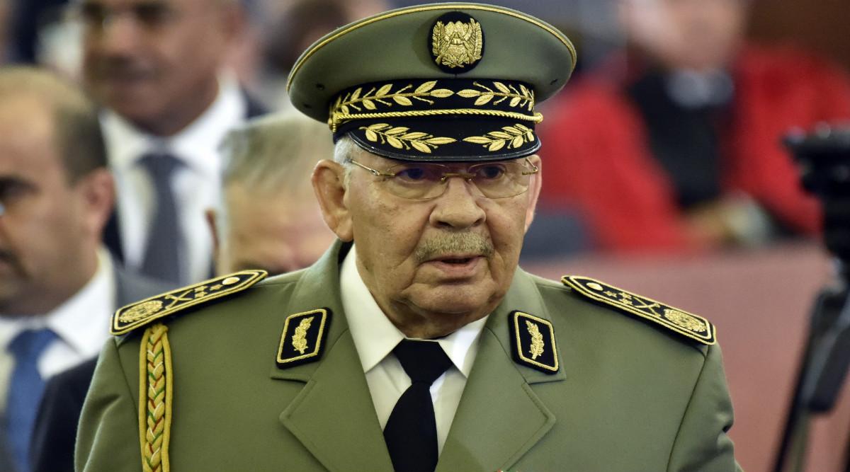 Ahmed Gaid Salah, Algeria's Powerful Army Chief, Dies at 79
