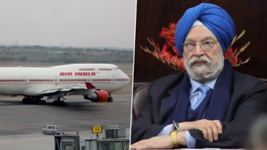Air India Disinvestment Plan Confirmed, Hardeep Singh Puri Says 'AI Has to be Privatised'