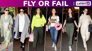 Fly or Fail: Deepika Padukone, Kareena Kapoor Khan, Kangana Ranaut, Alia Bhatt, Janhvi Kapoor, Ananya Panday Will Guide You to Travel Effortlessly Chic!