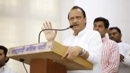 Ajit Pawar Tests Positive for COVID-19, Maharashtra Deputy CM Admitted to Hospital in Mumbai