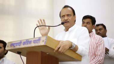 Ajit Pawar Tests Positive for COVID-19, Maharashtra Deputy CM Admitted to Hospital in Mumbai