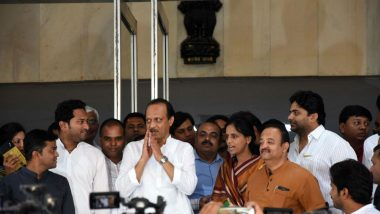 Ajit Pawar Exonerated in Major Case Related to Irrigation Scam - Day After Devendra Fadnavis Resigned, Day Before Uddhav Thackeray's Oath Taking