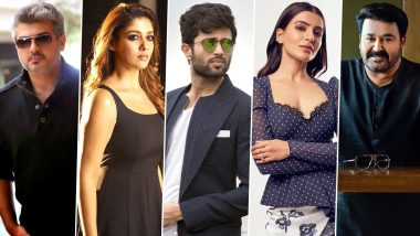 Year Ender 2019: Thala Ajith, Nayanthara, Vijay Deverakonda, Samantha Akkineni, Mohanlal – 17 Stars Of South Who Ruled This Year!