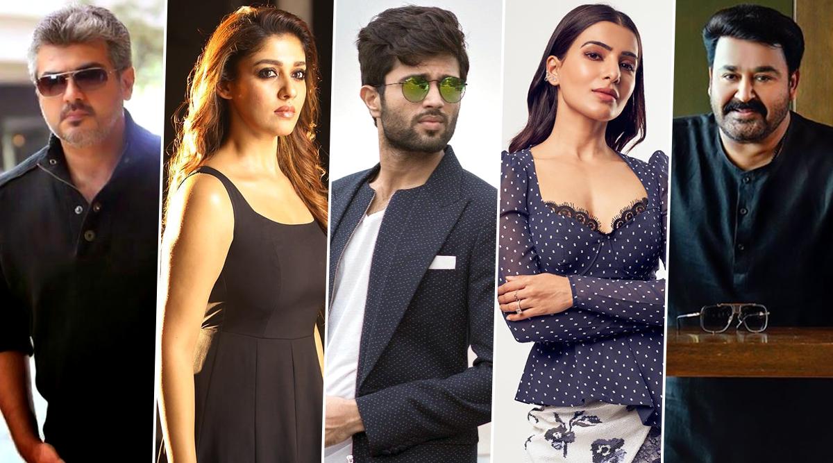 Year Ender 2019: Thala Ajith, Nayanthara, Vijay Deverakonda, Samantha Akkineni, Mohanlal – 17 Stars Of South Who Ruled This Year!